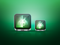 Codersapp icon design