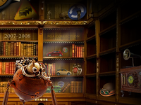Steampunk library 2