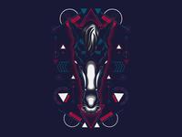 Horse Sacred Geometry
