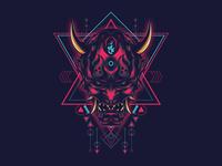 Devil sacred geometry