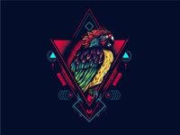 Parrot sacred Geometry