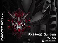 Rx93 A25 Gundam Ver.Ss