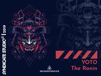 Yoto The Ronin sacred geometry