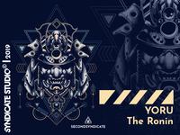 Yoru The Ronin sacred geometry