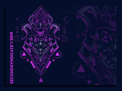Ronin warrior sacred geometry