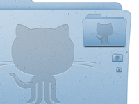Github Folder Icon