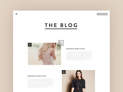 Fashion Label - Blog