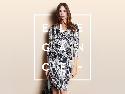 Fashion Label fashion label web design ecommerce shop store ui minimal flat pastel