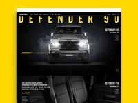 Twisted - Defender 90