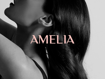 Amelia - Hairdresser / Art Director amelia for did i logotype a