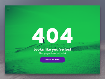 Daily UI #008 404 page web design user interface design landing page typography 404page ux ui uxdesign uidesign graphicdesign design 008 dailyui