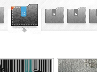 Folder icon ui ux folder icon