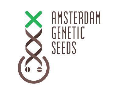 Amsterdam Genetic Seeds Logo logo