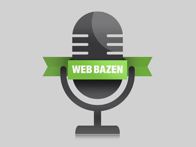 Web Bazen Logo logo ux