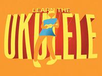 Ukulele Class Poster