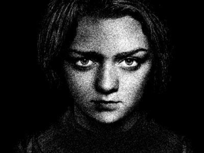 Arya Stark | illustration | Digital Art