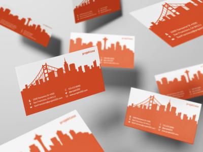 Business Cards for projekt202