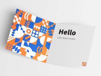 u202 Branding – Welcome Card