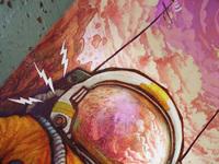 Spaceman print 2