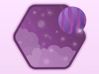 Cloudy Galaxy (WIP)