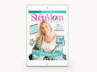 Stepmom Magazine Cover