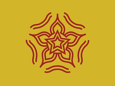 Hellebore 1 hellebore illustrator vector logo