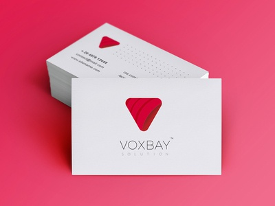 Voxbay Solution - Logo Design