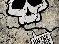Skull stencil kit design