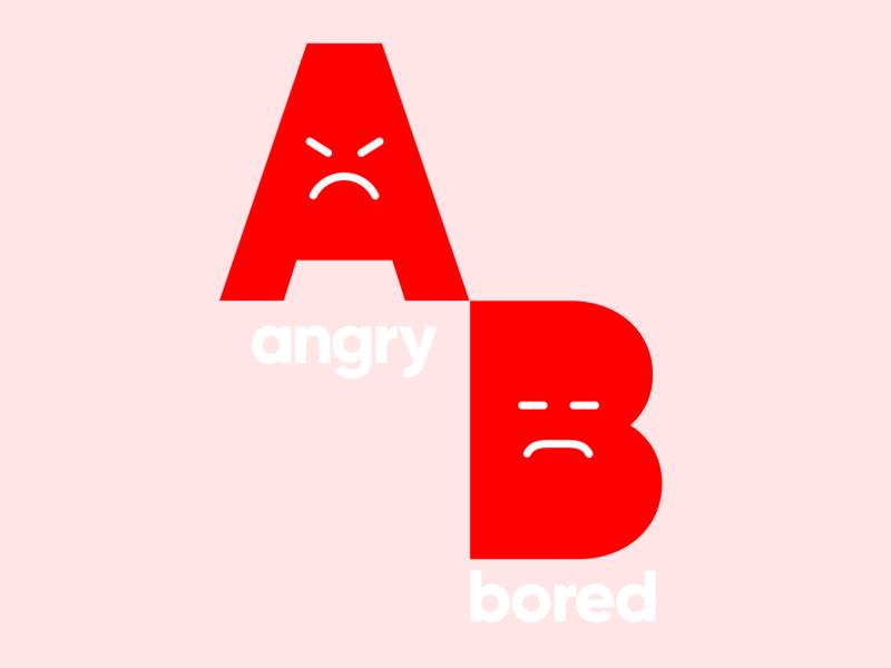 Angry Bored