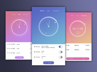 Clock Mobile App