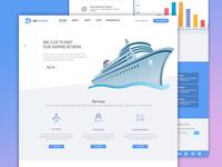 Shipperz Website