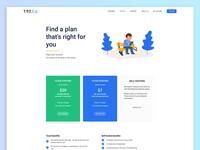 TREXA - Pricing Page