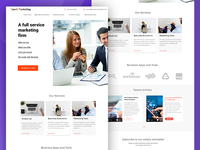 Xpert Marketing Homepage