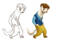 Crafty Weasel