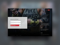 Daily UI Challage - 001 | Login Page