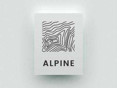 Alpine Basics Logo