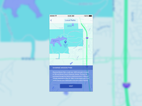 Daily UI 020 :: Location Tracker :: Local Parks