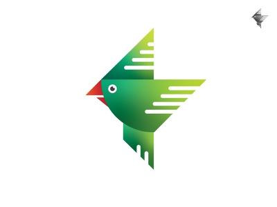 Abstract Bird nepali logo designer in nepal logo designer process nepal rokaya design logo bird abstract logo minimalistic minimalist logo minimal
