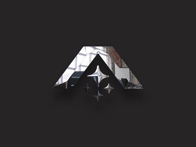 A stars vector process nepali idea branding concept nepal design logo
