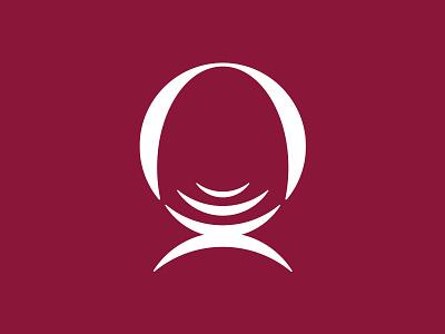 Q identity branding logo design concept branding rokaya logo designer nepal process design logotype lettermark