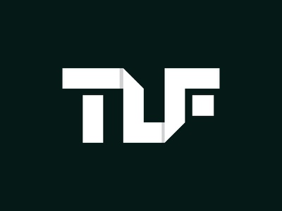 TLF Wordmark brand identity tlf nepali logo design nepal logo designer idea concept branding process design logo wordmark