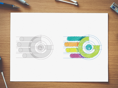 #Growinnova #process i g visual identity nepali identity logo design growinnova