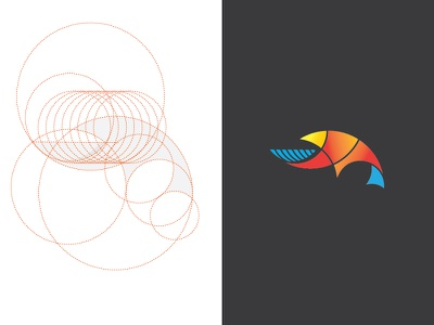 #Bird nepal logo design nepali logo designer bird vector logo