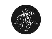 Ahoy Hoy logo