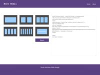 Boot Skull Web App