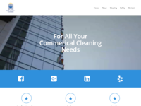 Merit Cleaning Solutions Site Redesign