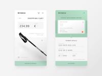 DailyUI Credit Card Checkout #002