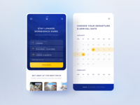Novotel Mobile Booking Mask
