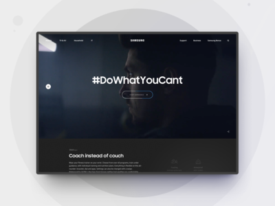 Samsung DoWhatYouCant Campaign #1