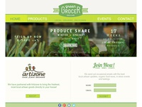 Green Grocer Website